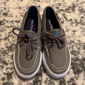 Boys' Nautica Boat Shoes 13